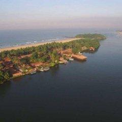 Отель Ranga Holiday Resort Шри-Ланка, Берувела - отзывы, цены и фото номеров - забронировать отель Ranga Holiday Resort онлайн пляж