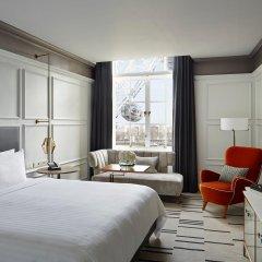 Отель London Marriott Hotel County Hall Великобритания, Лондон - 1 отзыв об отеле, цены и фото номеров - забронировать отель London Marriott Hotel County Hall онлайн комната для гостей
