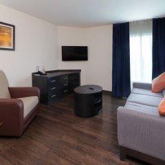 Отель Candlewood Suites Queretaro Juriquilla комната для гостей фото 5
