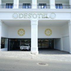 DES'OTEL Турция, Текирдаг - отзывы, цены и фото номеров - забронировать отель DES'OTEL онлайн парковка