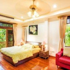 Отель Phuket Private Havana Villa комната для гостей