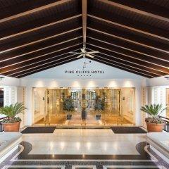 Отель Pine Cliffs Resort Португалия, Албуфейра - отзывы, цены и фото номеров - забронировать отель Pine Cliffs Resort онлайн интерьер отеля фото 2