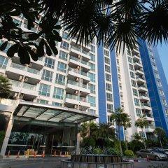 Отель The Cliff Condominium by GrandisVillas Паттайя вид на фасад фото 3