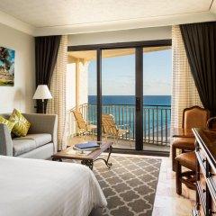 Отель Marriott Cancun Resort комната для гостей фото 3