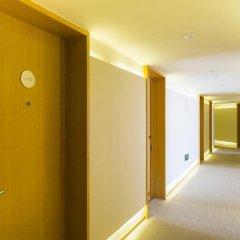 Отель JI Hotel Shanghai Hongqiao Transport Hub Linkong Zone Китай, Шанхай - отзывы, цены и фото номеров - забронировать отель JI Hotel Shanghai Hongqiao Transport Hub Linkong Zone онлайн интерьер отеля фото 2