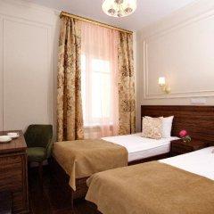 Гостиница Золотой век Стандартный номер с различными типами кроватей фото 36
