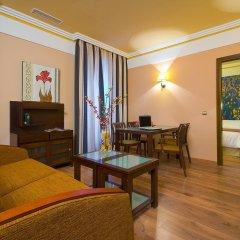 Отель Suites Gran Via 44 Apartahotel комната для гостей фото 4