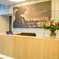 Отель Amosa Liège Бельгия, Льеж - отзывы, цены и фото номеров - забронировать отель Amosa Liège онлайн интерьер отеля фото 3