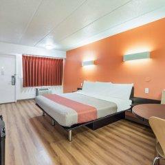 Отель Motel 6 Columbus - Worthington США, Колумбус - отзывы, цены и фото номеров - забронировать отель Motel 6 Columbus - Worthington онлайн комната для гостей фото 4