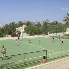 Отель Alfagar Alto da Colina спортивное сооружение