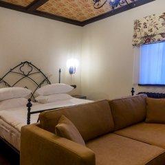 Гостиница Замковое имение Лангендорф комната для гостей