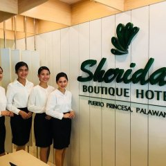Отель Sheridan Boutique Hotel Филиппины, Пуэрто-Принцеса - отзывы, цены и фото номеров - забронировать отель Sheridan Boutique Hotel онлайн фитнесс-зал фото 2