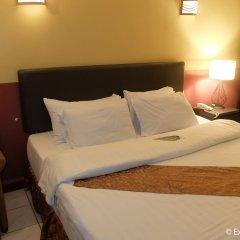Отель DM Residente Villas Филиппины, Пампанга - отзывы, цены и фото номеров - забронировать отель DM Residente Villas онлайн комната для гостей фото 5