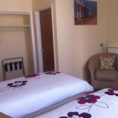 Отель Adelaide House удобства в номере
