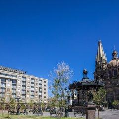 Отель One Guadalajara Centro Historico Мексика, Гвадалахара - отзывы, цены и фото номеров - забронировать отель One Guadalajara Centro Historico онлайн фото 3