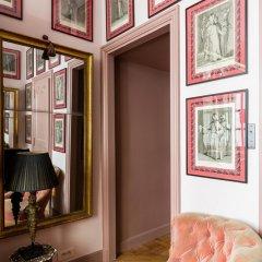 Отель Veeve Beautiful Loft on Rue Quincampoix Париж комната для гостей фото 4