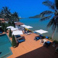 Отель Phuket Boat Quay пляж фото 2