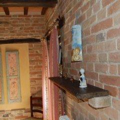 Отель Antica Dimora Country House Сарнано ванная