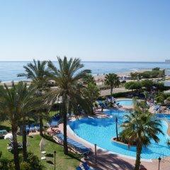 Отель Best Oasis Tropical Гарруча пляж