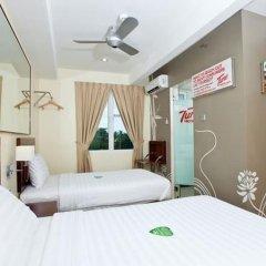 Отель Tune Hotel - Downtown Penang Малайзия, Пенанг - отзывы, цены и фото номеров - забронировать отель Tune Hotel - Downtown Penang онлайн комната для гостей фото 3