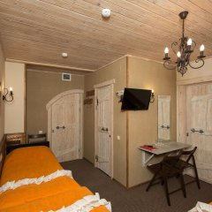 Гостиница 3 Гнома комната для гостей фото 4