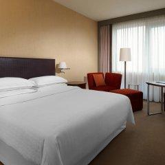 Отель Sheraton Poznan Hotel Польша, Познань - отзывы, цены и фото номеров - забронировать отель Sheraton Poznan Hotel онлайн комната для гостей фото 5