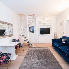 Отель Unique Period Apartment in Kensington Великобритания, Лондон - отзывы, цены и фото номеров - забронировать отель Unique Period Apartment in Kensington онлайн комната для гостей фото 3