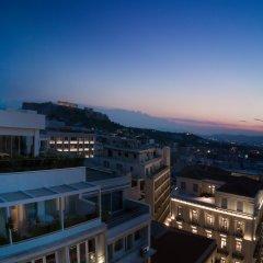 Electra Hotel Athens Афины балкон