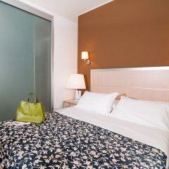 Отель Residence T2 Италия, Римини - 2 отзыва об отеле, цены и фото номеров - забронировать отель Residence T2 онлайн комната для гостей фото 4