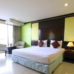 Отель Mike Beach Resort Pattaya комната для гостей фото 4