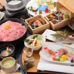 Отель Bettei Soan Минамиогуни питание фото 3