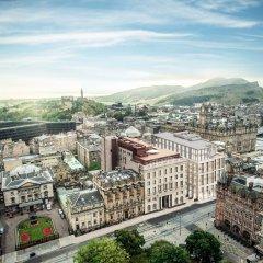 Отель The Edinburgh Grand Эдинбург фото 2