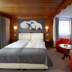 Отель Europe Hotel & Spa Швейцария, Церматт - отзывы, цены и фото номеров - забронировать отель Europe Hotel & Spa онлайн комната для гостей фото 4