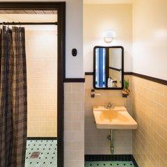 Отель Freehand Los Angeles США, Лос-Анджелес - отзывы, цены и фото номеров - забронировать отель Freehand Los Angeles онлайн ванная