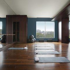 Four Seasons Hotel Sao Paulo At Nacoes Unidas фитнесс-зал фото 2