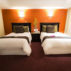 Hotel Ticuán сейф в номере