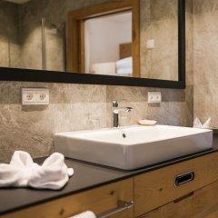 Отель Naturhotel Gruberhof Сцена ванная фото 2