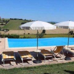 Отель B&B Casa Fanny Италия, Лорето - отзывы, цены и фото номеров - забронировать отель B&B Casa Fanny онлайн бассейн