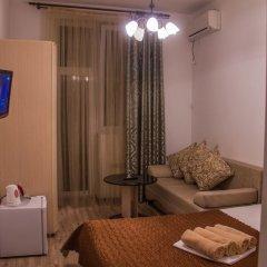 Мини-отель Папайя Парк комната для гостей фото 9