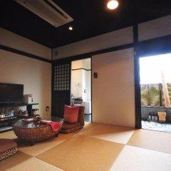 Отель Ryokan Nagomitsuki Беппу комната для гостей