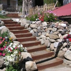 Отель Tioga Lodge at Mono Lake США, Ли Вайнинг - отзывы, цены и фото номеров - забронировать отель Tioga Lodge at Mono Lake онлайн пляж фото 2