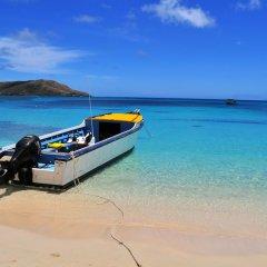 Отель Blue Lagoon Beach Resort Фиджи, Матаялеву - отзывы, цены и фото номеров - забронировать отель Blue Lagoon Beach Resort онлайн приотельная территория фото 2