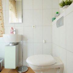 Отель Ferienwohnung Leverkusen 1 Германия, Леверкузен - отзывы, цены и фото номеров - забронировать отель Ferienwohnung Leverkusen 1 онлайн ванная