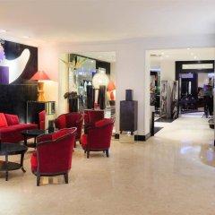 Best Western Plus Hotel Massena Nice развлечения