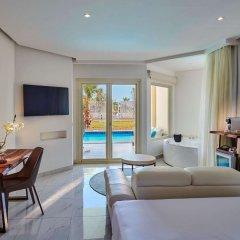 Отель Steigenberger Pure Lifestyle Adults Only комната для гостей фото 4