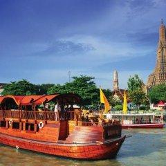 Отель Anantara Cruises Бангкок приотельная территория фото 2
