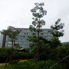 Отель Zhuhai Sunshine Airport Hotel Китай, Чжухай - отзывы, цены и фото номеров - забронировать отель Zhuhai Sunshine Airport Hotel онлайн пляж