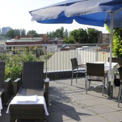 Отель Upstalsboom Hotel Friedrichshain Германия, Берлин - 2 отзыва об отеле, цены и фото номеров - забронировать отель Upstalsboom Hotel Friedrichshain онлайн фото 4