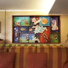 Hotel Diana Поллейн интерьер отеля фото 2