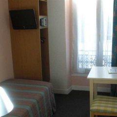 Отель Star Hôtel сейф в номере